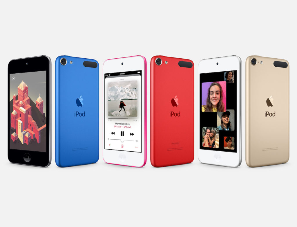 Apple+iPod+Touch+with+A10+Fusion+Chip+offers+group+FaceTime+conversations
