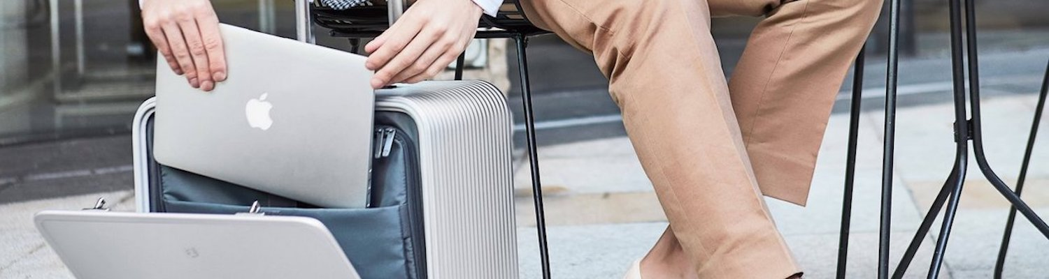 6 Modern suitcases that will totally upgrade the way you travel