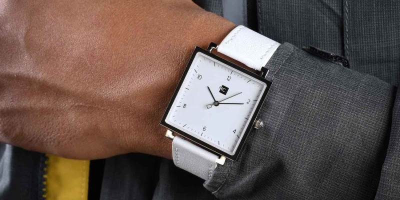 square face - MC is a luxury watch you can actually afford