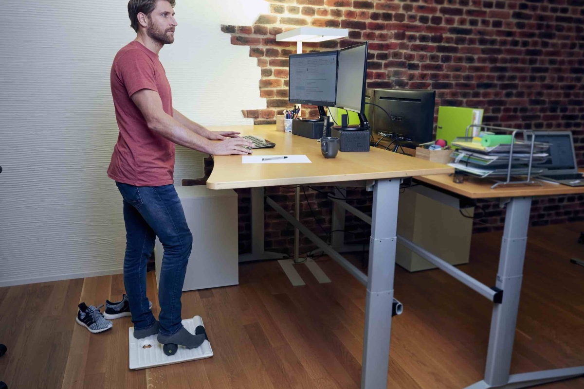The Smart Move Board will make you more active at work