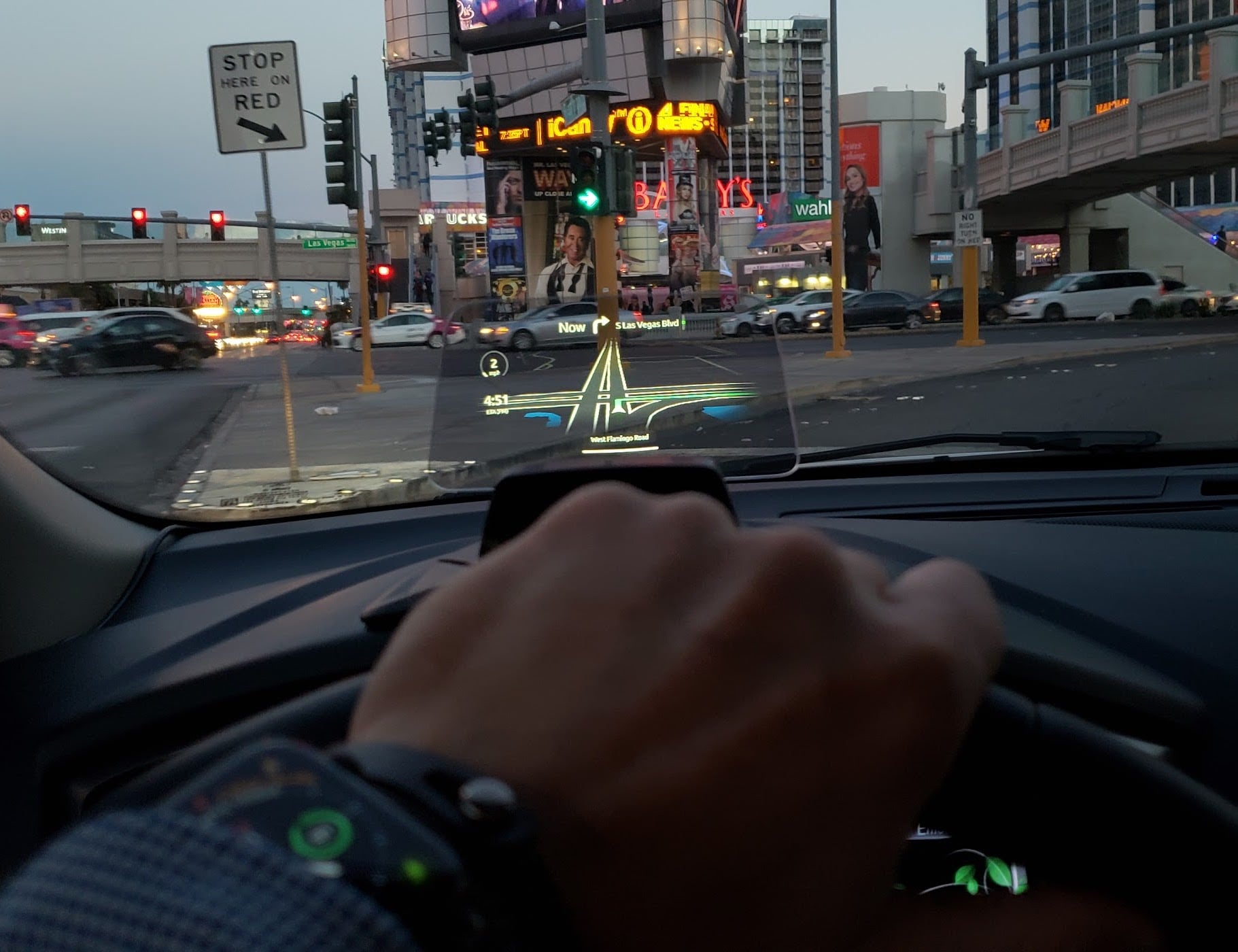 HUDWAY Drive Portable Heads-Up Display