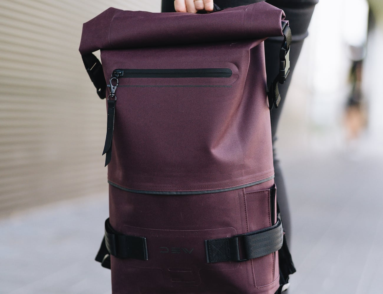 AVO Dry Bag Bold Multiuse Backpack