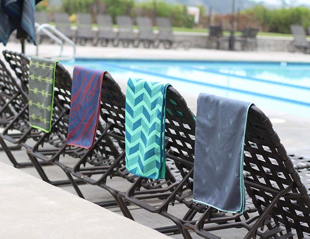 Acteon+Compact+Antibacterial+Microfiber+Towel+is+a+beachgoer%26%238217%3Bs+best+friend