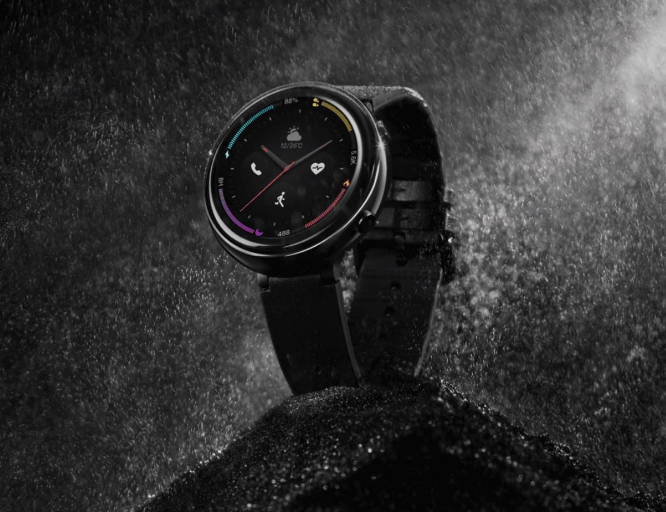 Amazfit Verge 2 eSIM-Compatible Smartwatch maximizes your fitness efforts
