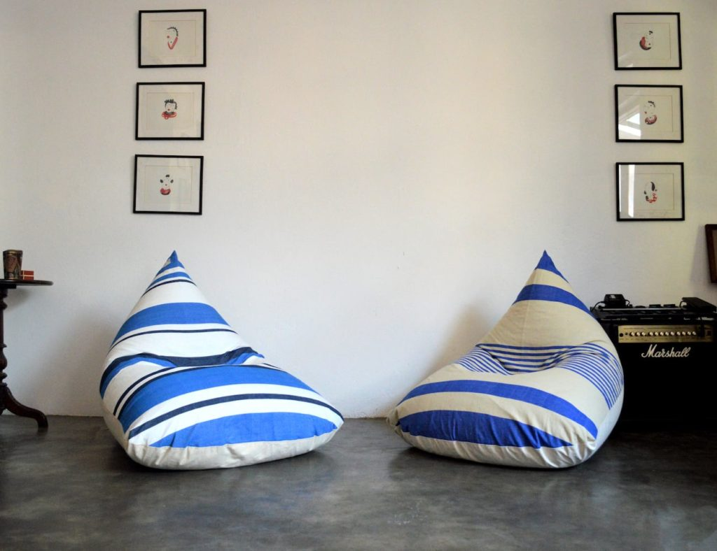 ApiHappi+Sustainable+Ergonomic+Beanbag+is+handcrafted+for+comfort