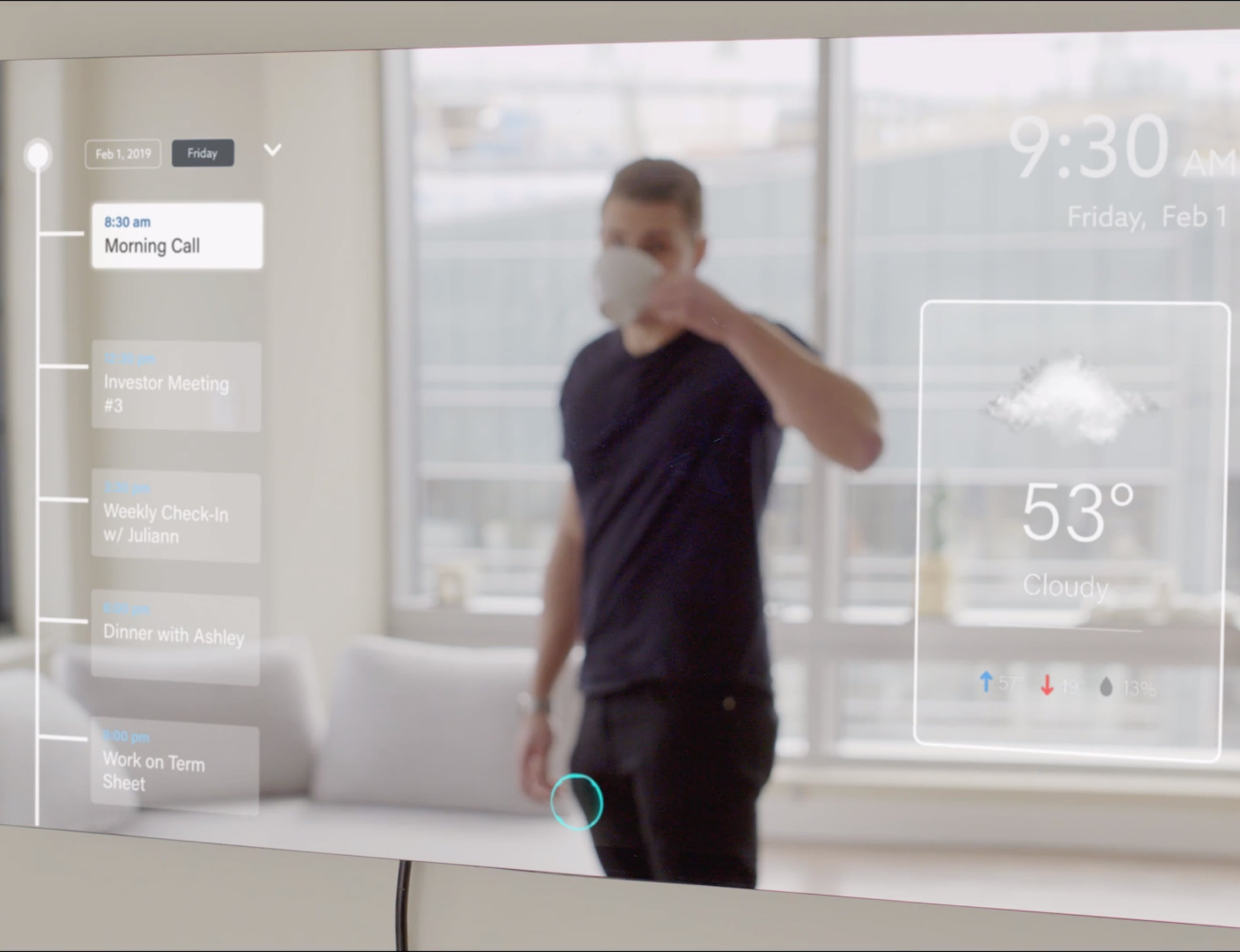 Cool Tech: AI-powered Smart Mirror, Pocket-sized drone and more