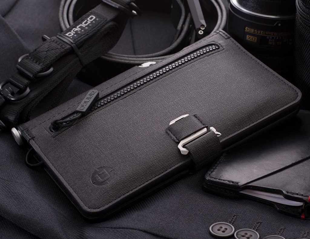 Dango+P02+Pioneer+Large+Travel+Wallet+is+here+to+carry+all+of+your+important+travel+documents