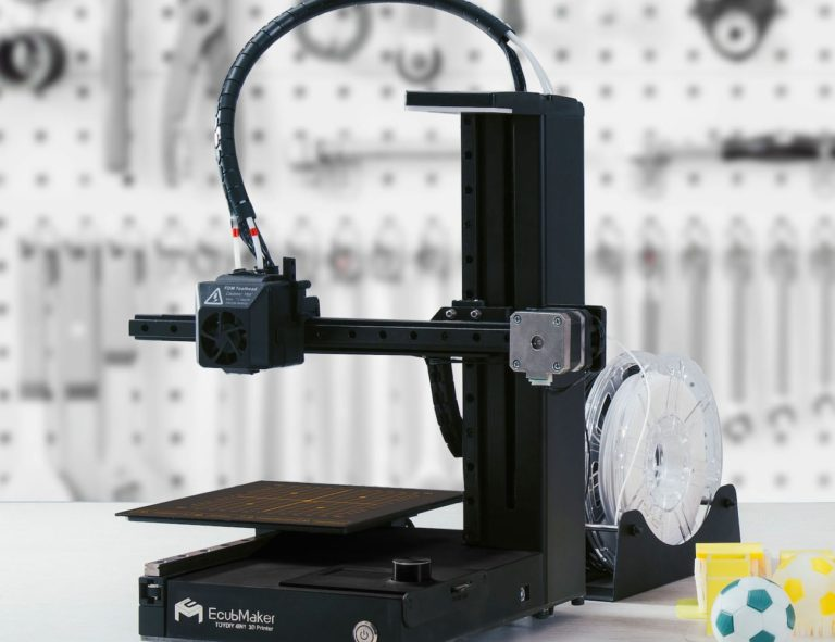 EcubMaker+TOYDIY+4-in-1+3D+Printer+is+ready+to+go+right+out+of+the+box