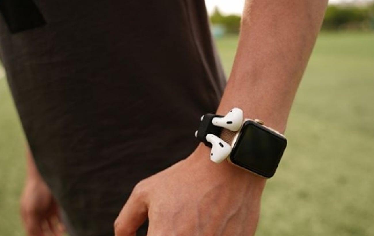 Elago Wrist Fit Apple AirPods Silicone Strap