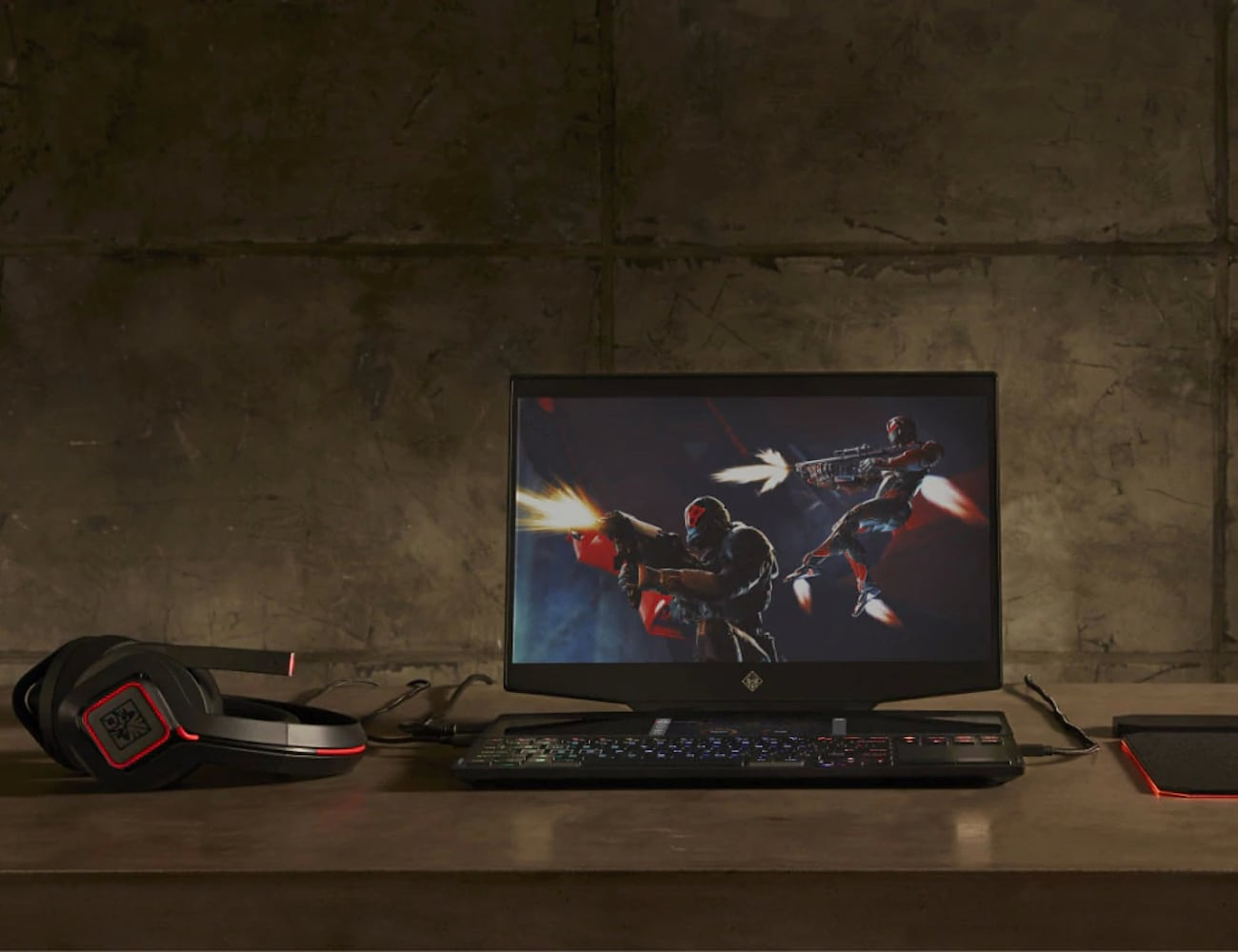 HP OMEN X 2S Dual-Screen Gaming Laptop has an above-keyboard touchscreen