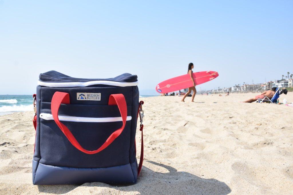 Hudson Sutler Beverage Cooler Bag