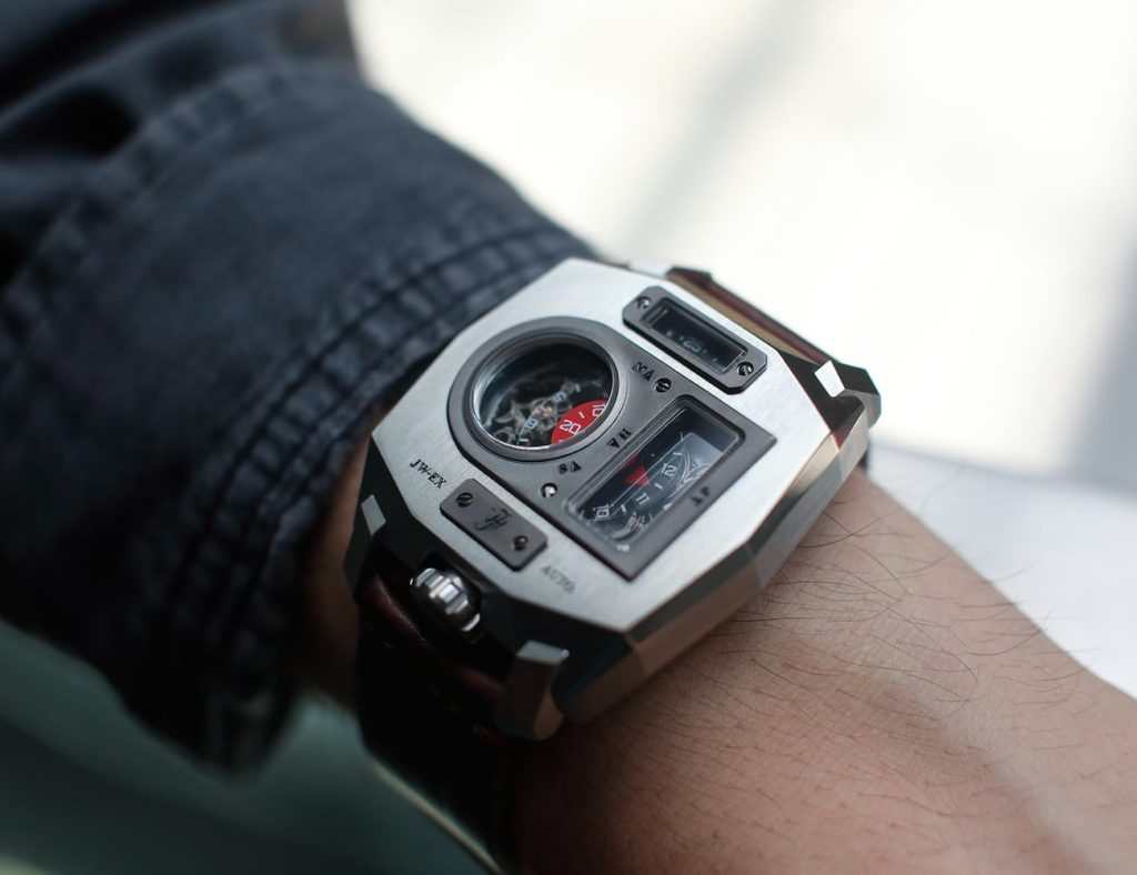 JW-EX+Mechanical+Designer+Watch+doesn%26%238217%3Bt+have+any+premade+parts