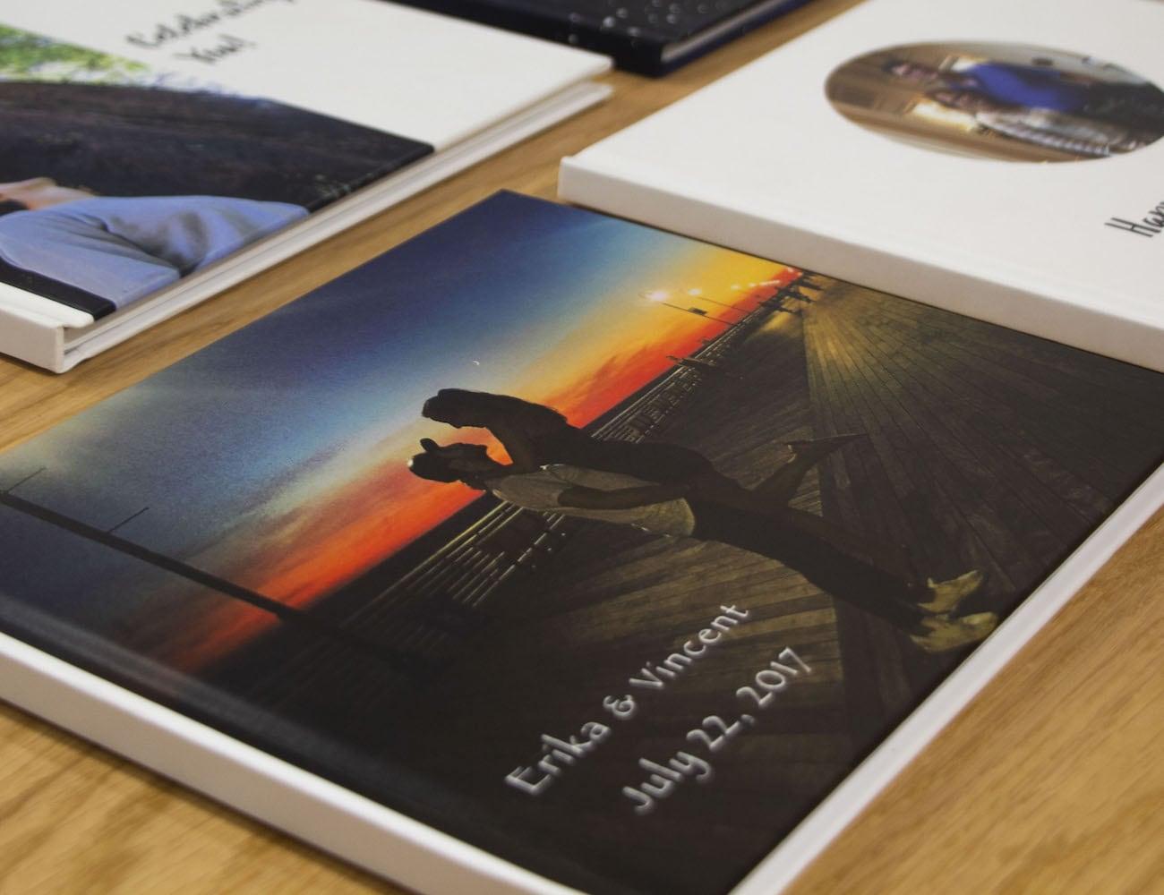 Kindra Custom Photo Legacy Book lets you craft a beautiful memory