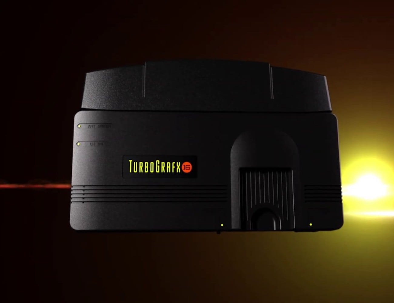 Konami TurboGrafx-16 mini Compact Video Game Console lets you relive the past