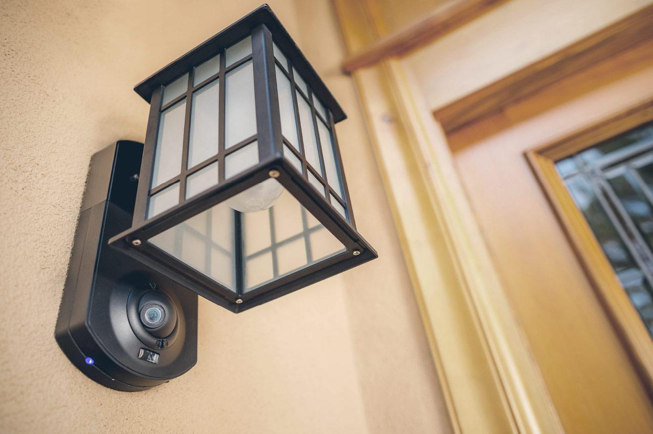 Kuna – Smart Outdoor Security Light