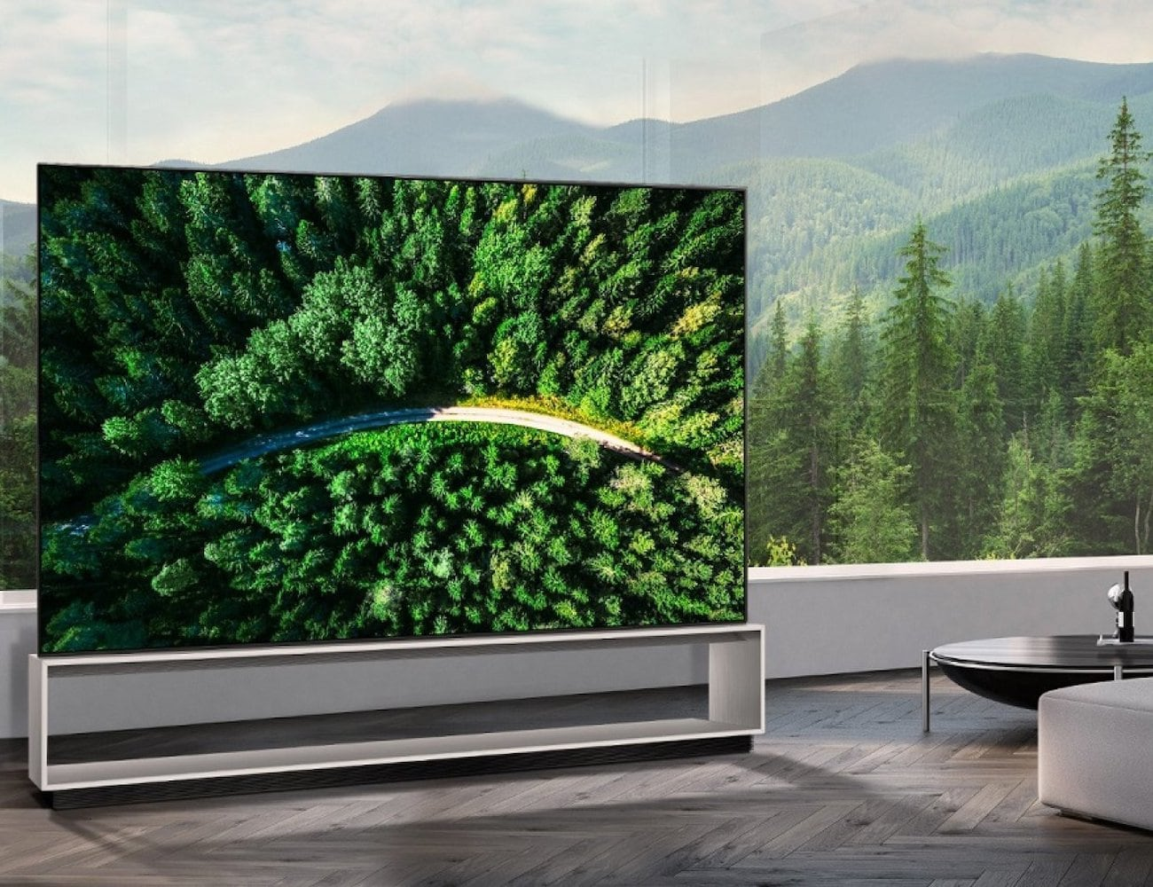 LG Z9 8K Smart OLED TV