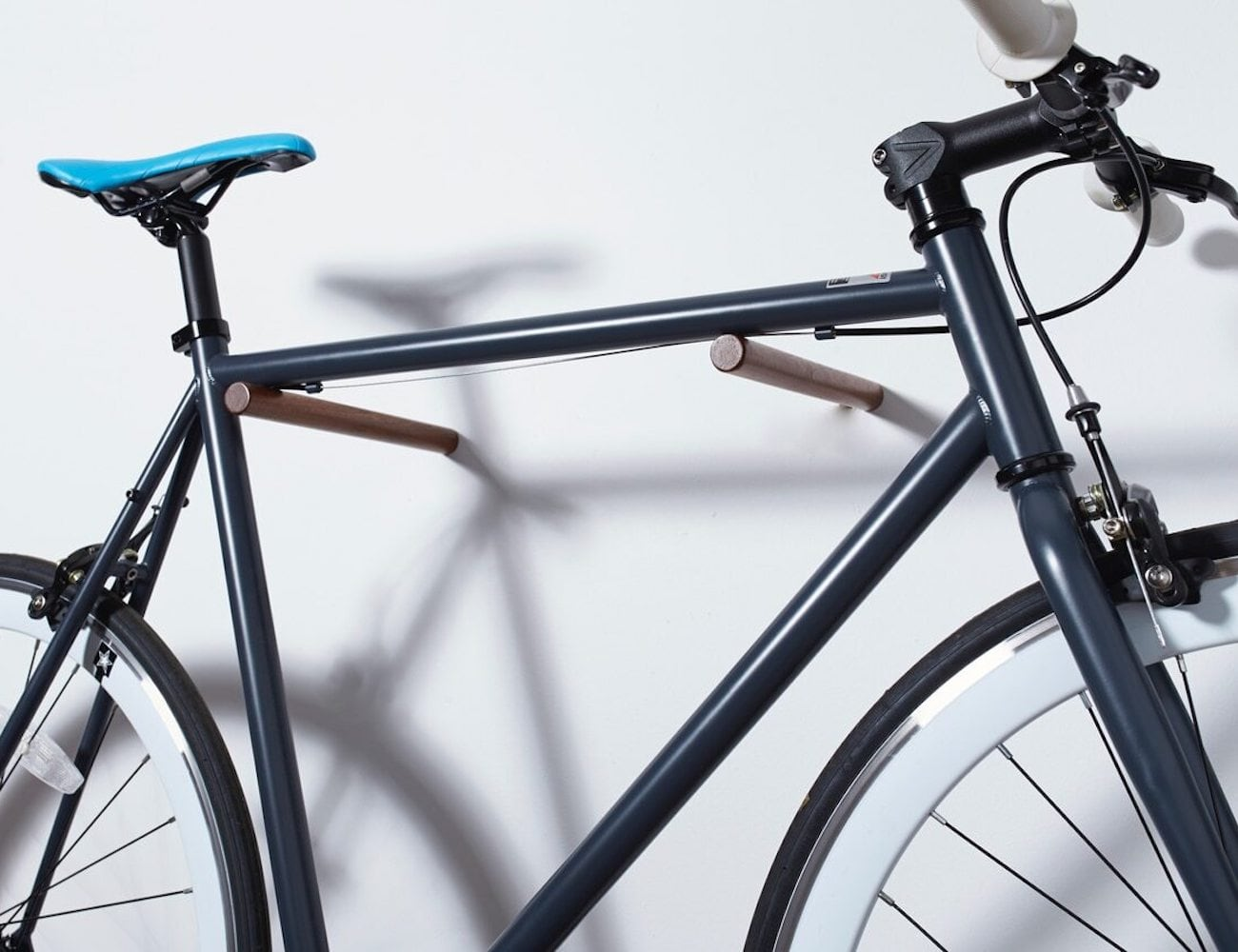 Loma Living Fenwick Bike Sticks Bicycle Wall Mount is a stylish storage solution