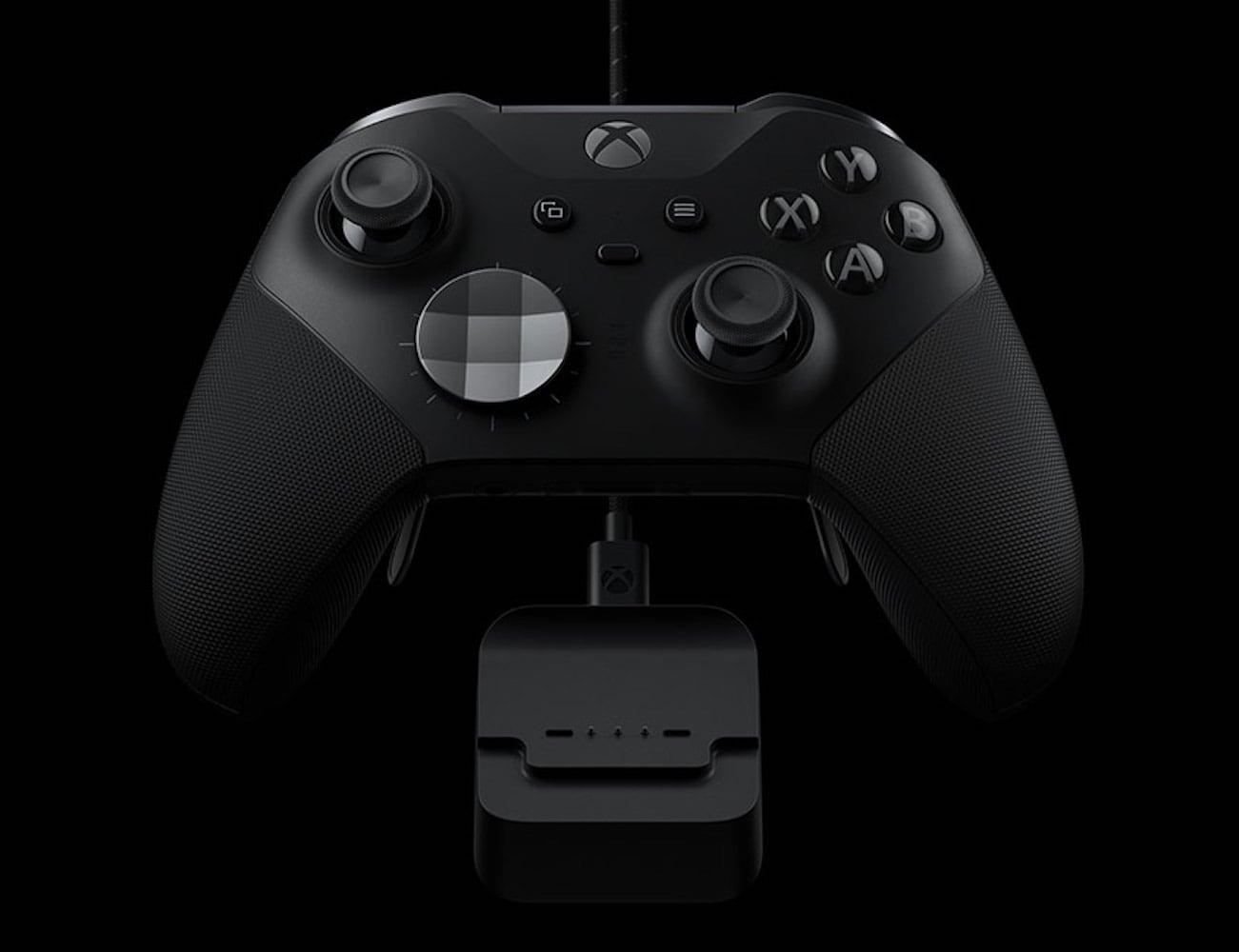 The Microsoft Xbox Elite Wireless Controller Series 2 ... Xbox 2 Controller