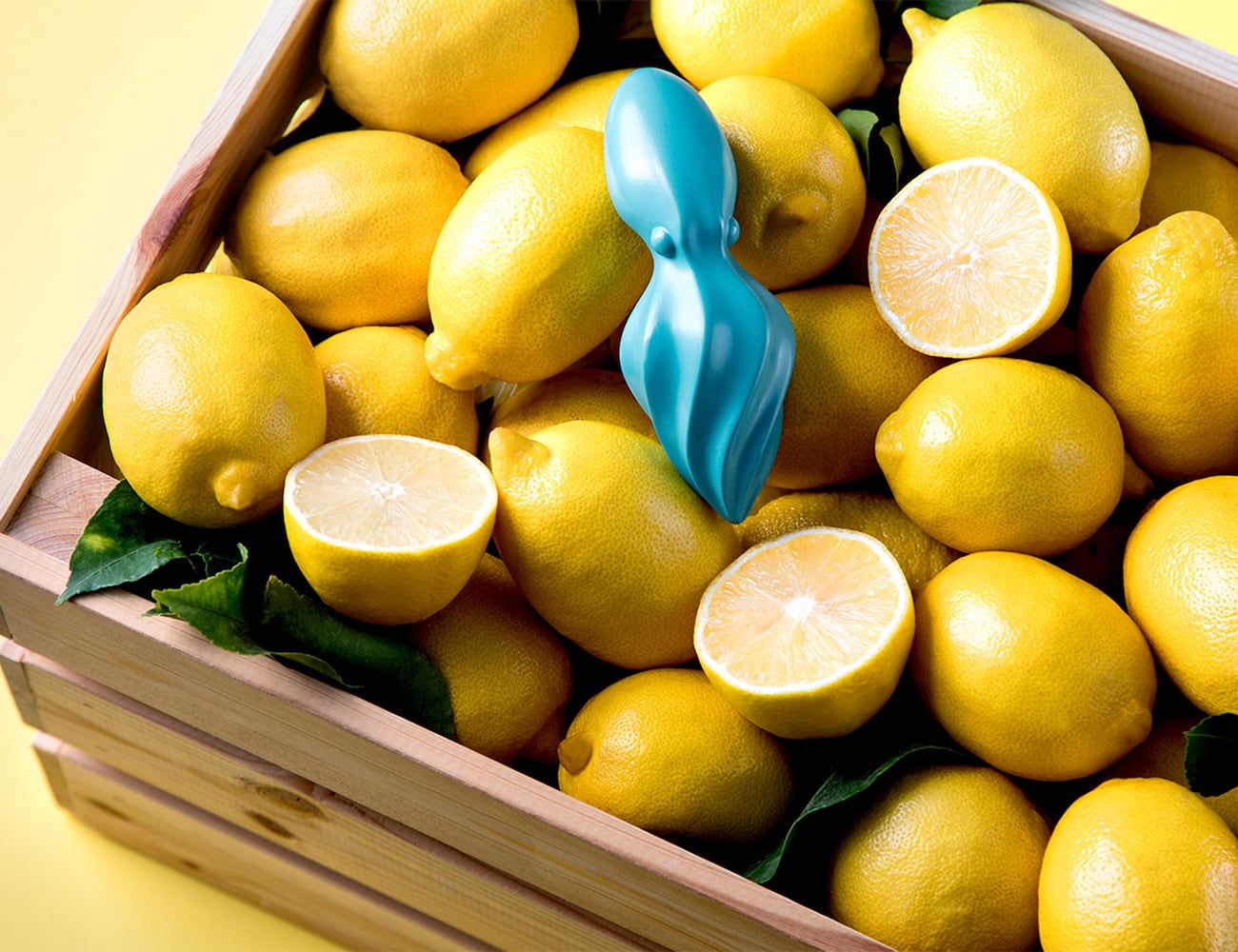 Octo Innovative Citrus Reamer squeezes out every last drop