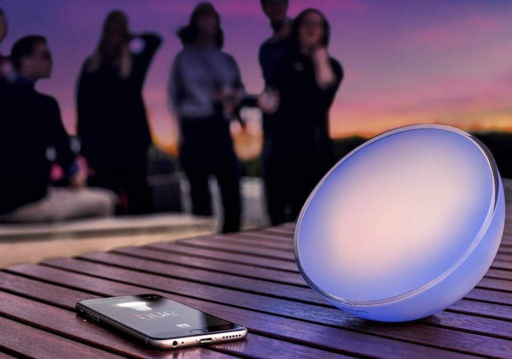 Philips Hue Go Portable Smart Light