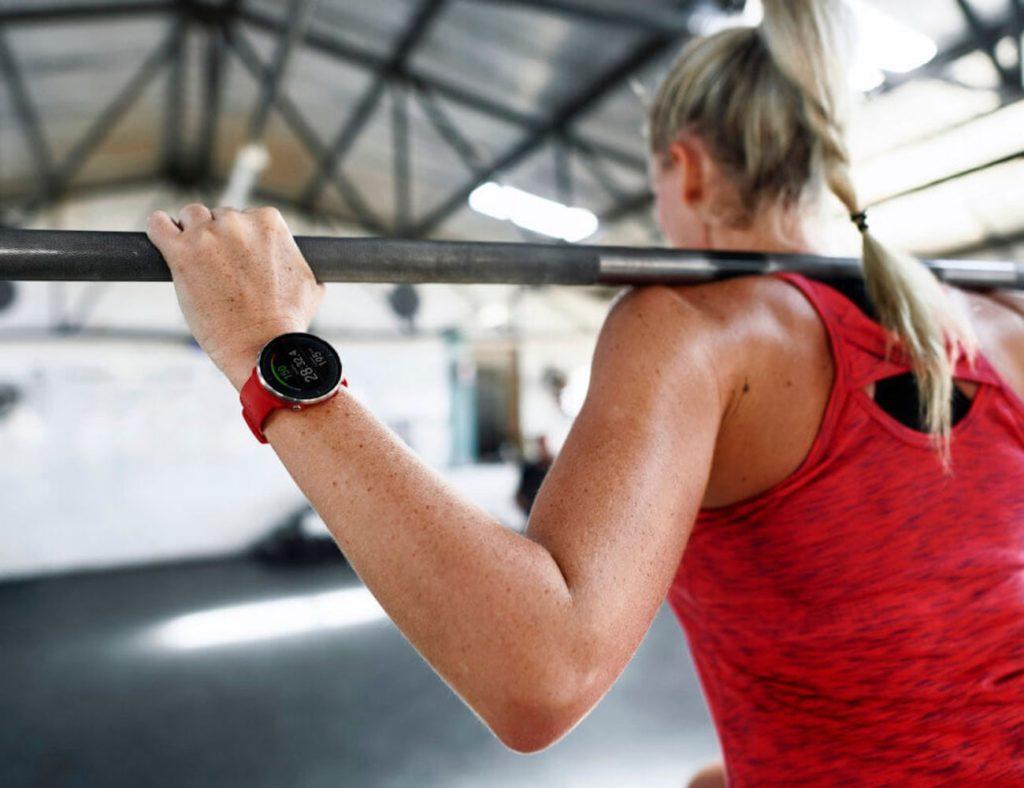 Polar+Ignite+Waterproof+GPS+Fitness+Watch+provides+wrist-based+heart+rate+monitoring