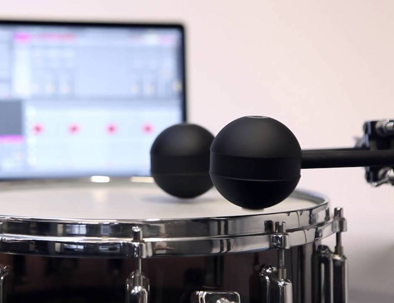 Polyend Perc MIDI Drumming Machine can turn anything into a drum