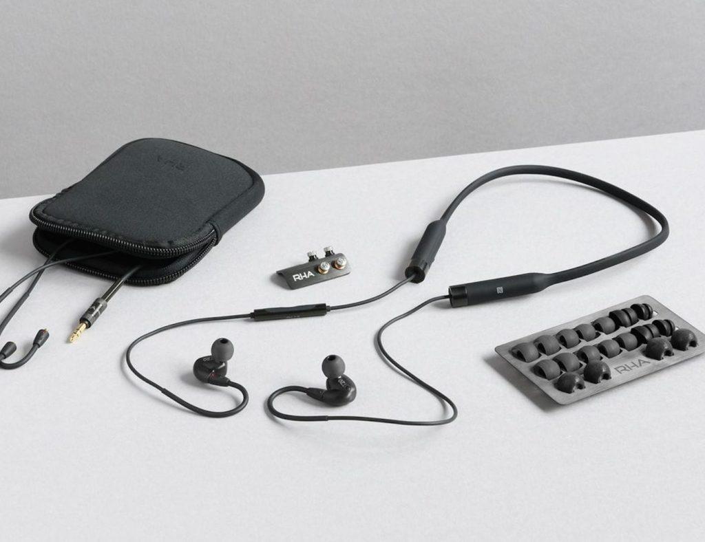 RHA+T20+Wireless+Wraparound+Earbuds+offer+crystal+clear+sound+quality