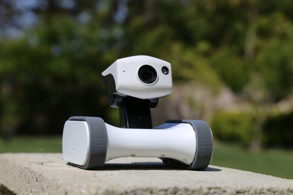 Riley Wi-Fi Home Monitoring Robot