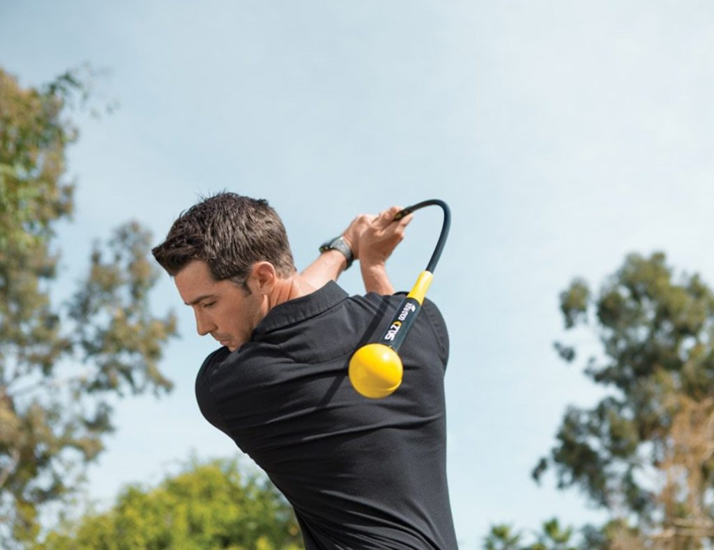 SKLZ+Gold+Flex+Training+Golf+Club+is+here+to+help+you+develop+your+swinging+mechanics