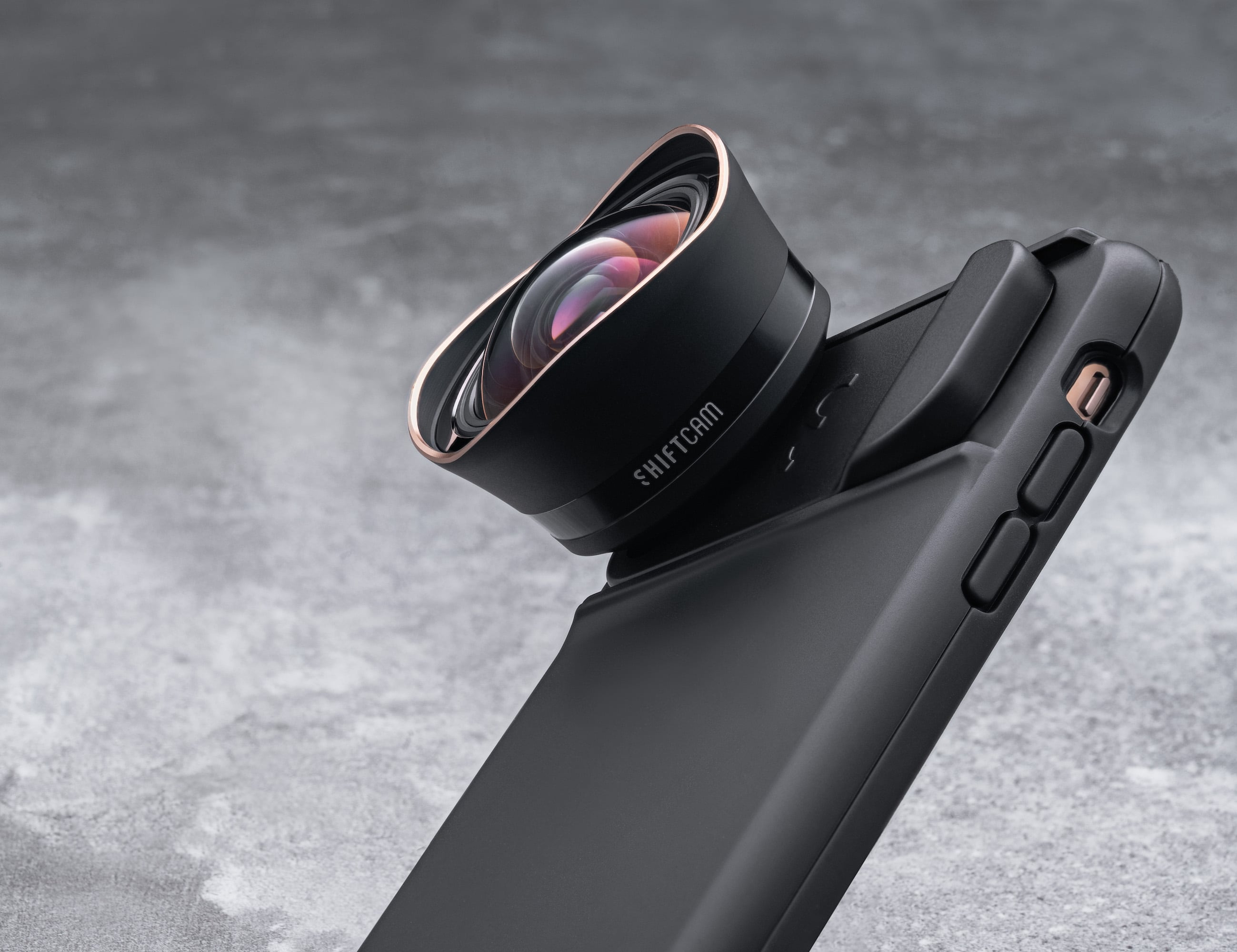 ShiftCam 2.0 12mm Ultra Wide Aspherical Smartphone Lens puts it all into perspective