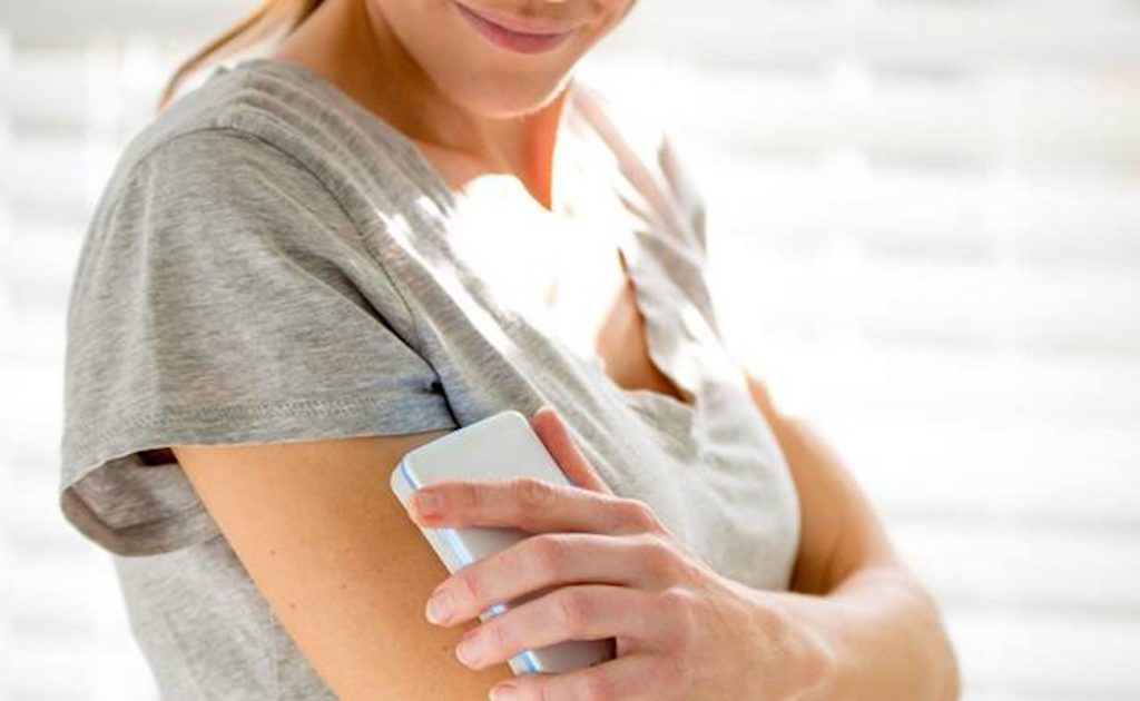 Skulpt Chisel Handheld Body Fat Analyzer