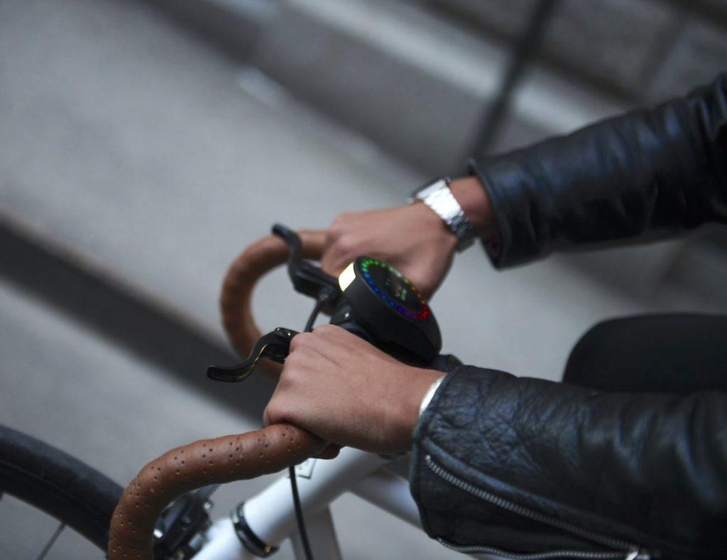 SmartHalo 2 Smart Biking Device