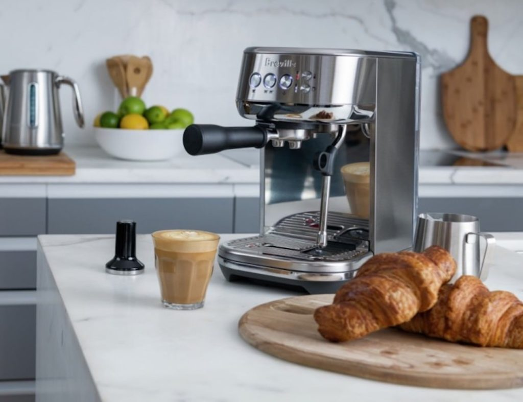 The best affordable espresso machines you can buy in 2019 - Breville Bambino Plus 3