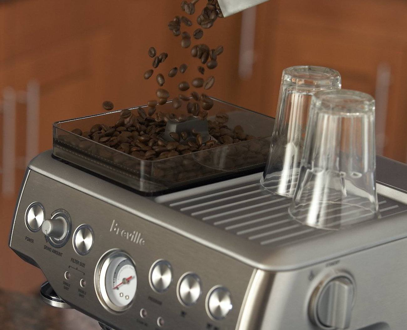 The best affordable espresso machines you can buy in 2019 - Breville Barista Express 1