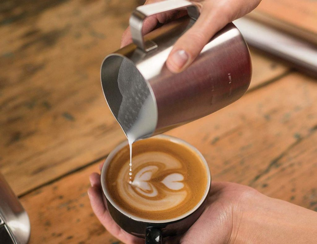 The best affordable espresso machines you can buy in 2019 - Breville Nespresso Creastista 1