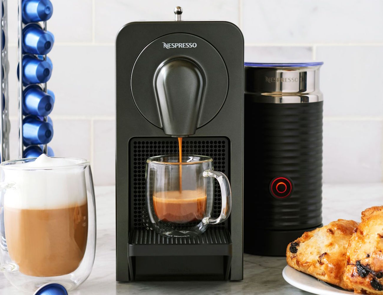 The best affordable espresso machines you can buy in 2019 - Nespresso Prodigio 3