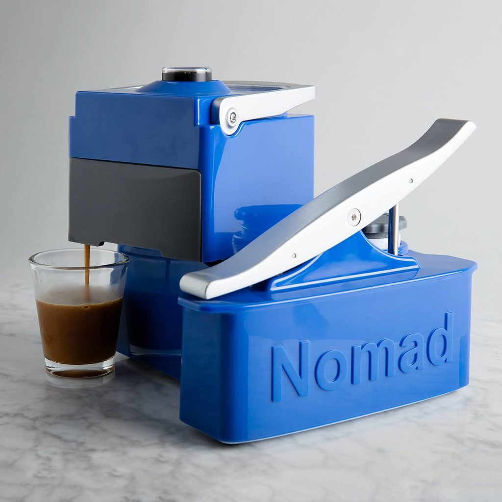 The best affordable espresso machines you can buy in 2019 - Nomad Espresso Machine 2
