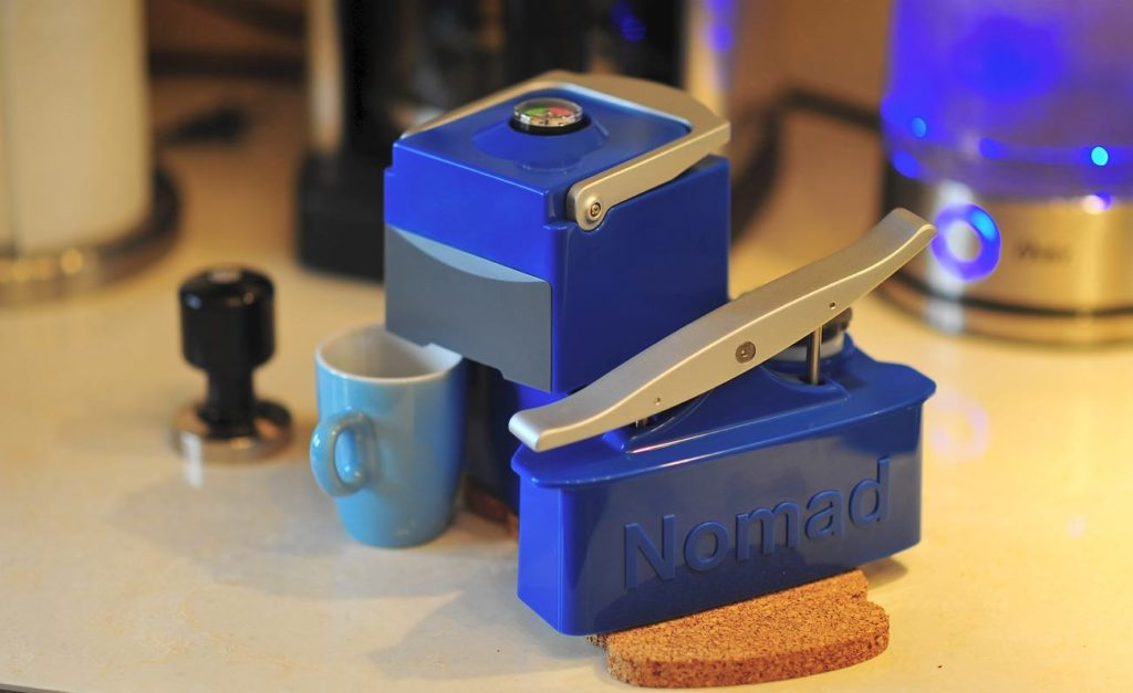 The best affordable espresso machines you can buy in 2019 - Nomad Espresso Machine 3