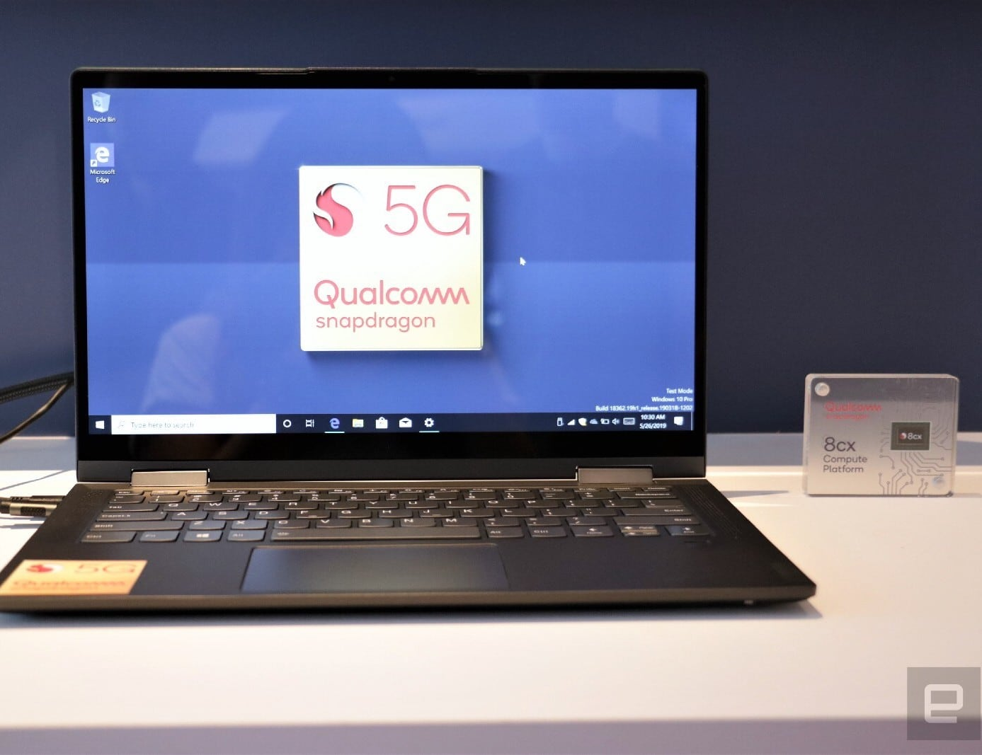 The best new tech revealed at Computex 2019 - Lenovo 5G laptop 01