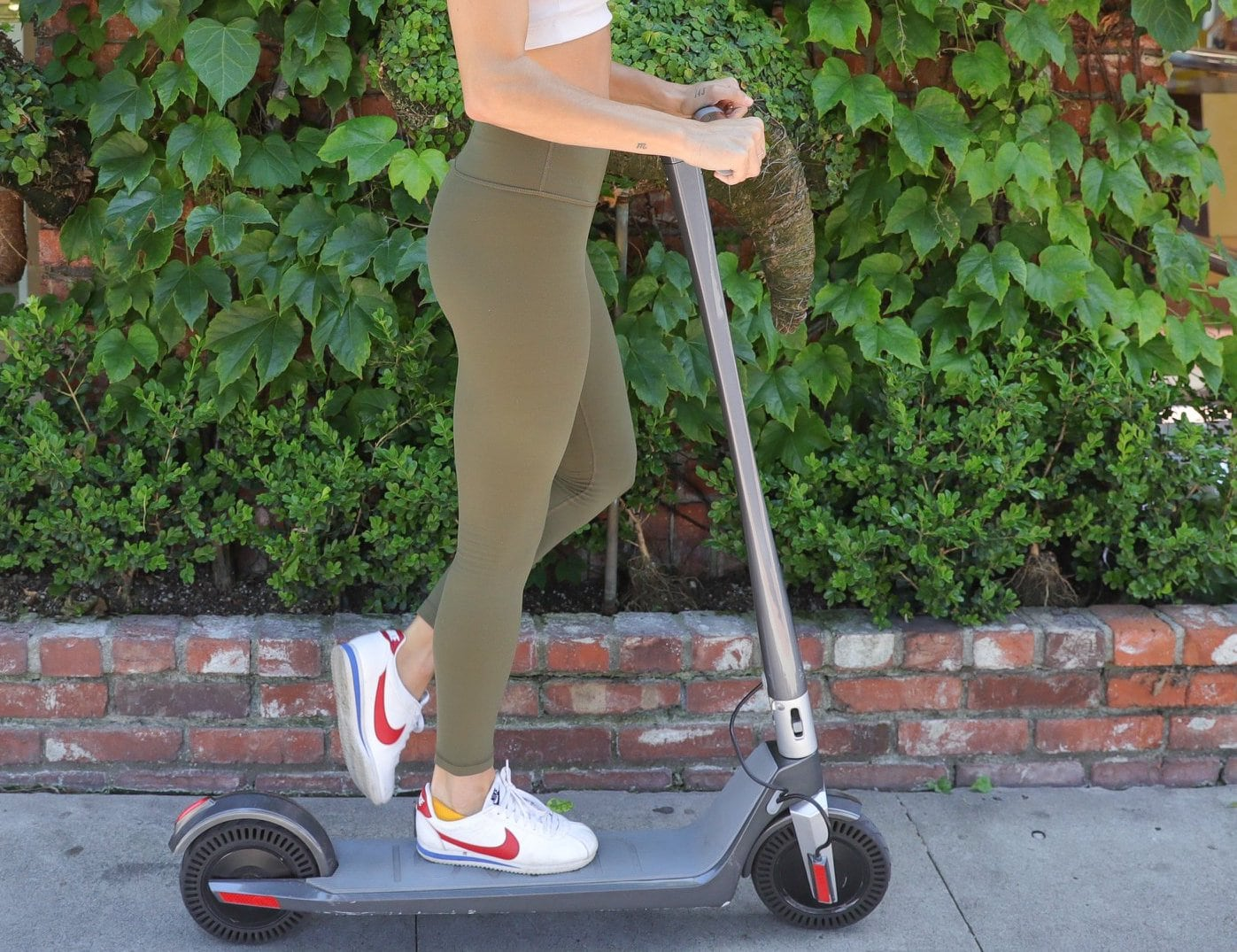 Unagi Scooters Model One Personal Electric Scooter is alternative transportation perfected