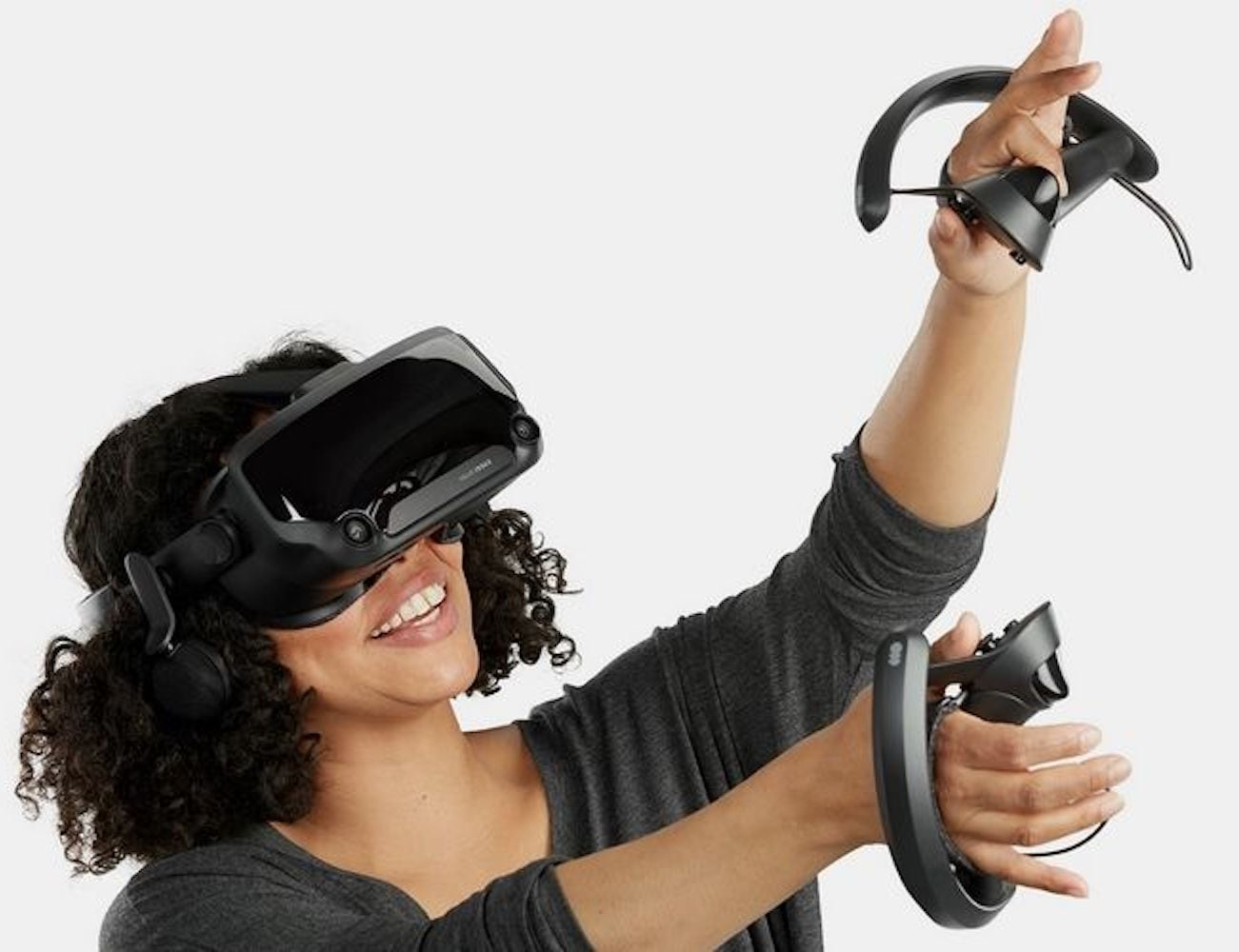 Valve Index VR Gaming Controller is designed to be worn not held