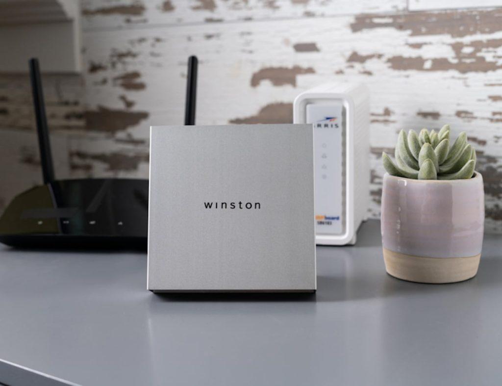 Winston Online Privacy Device