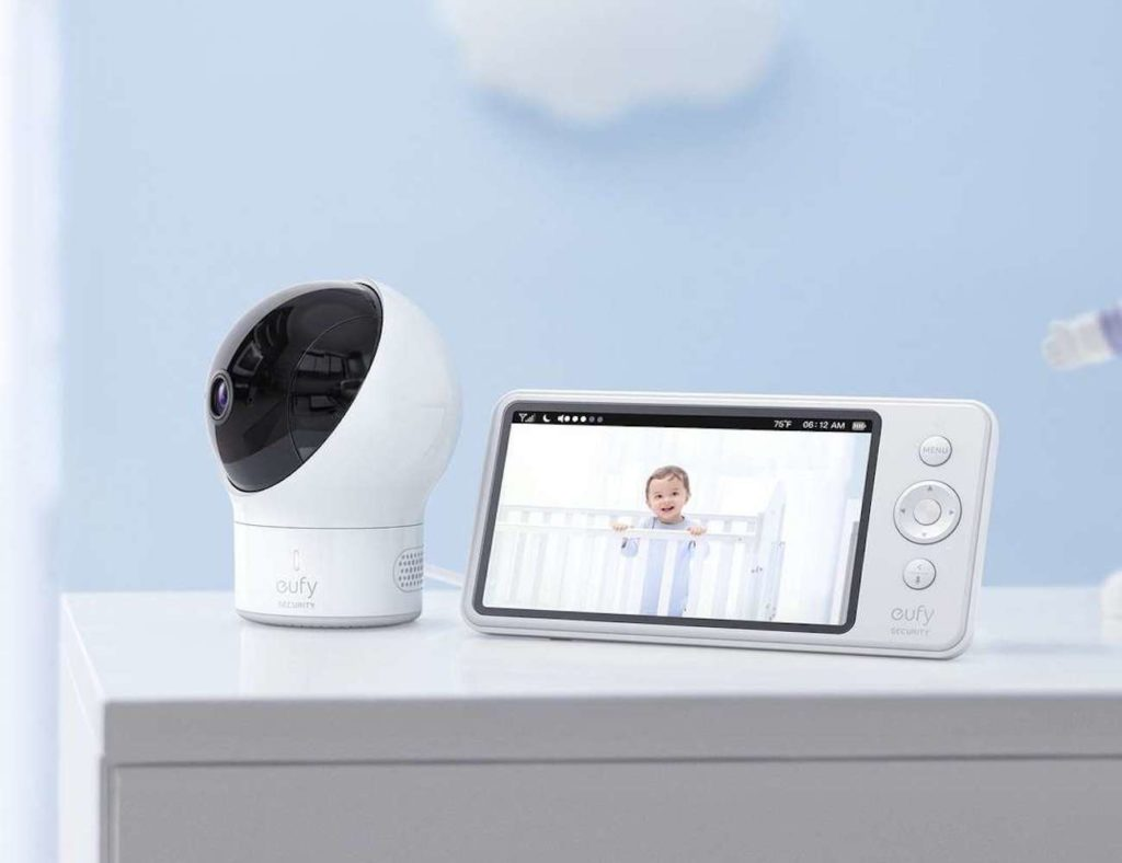 eufy+SpaceView+Baby+Monitor+In-Home+HD+Monitor+lets+you+keep+an+eye+on+your+child