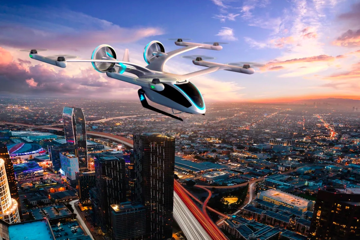 Are helicopters really the future of transportation?