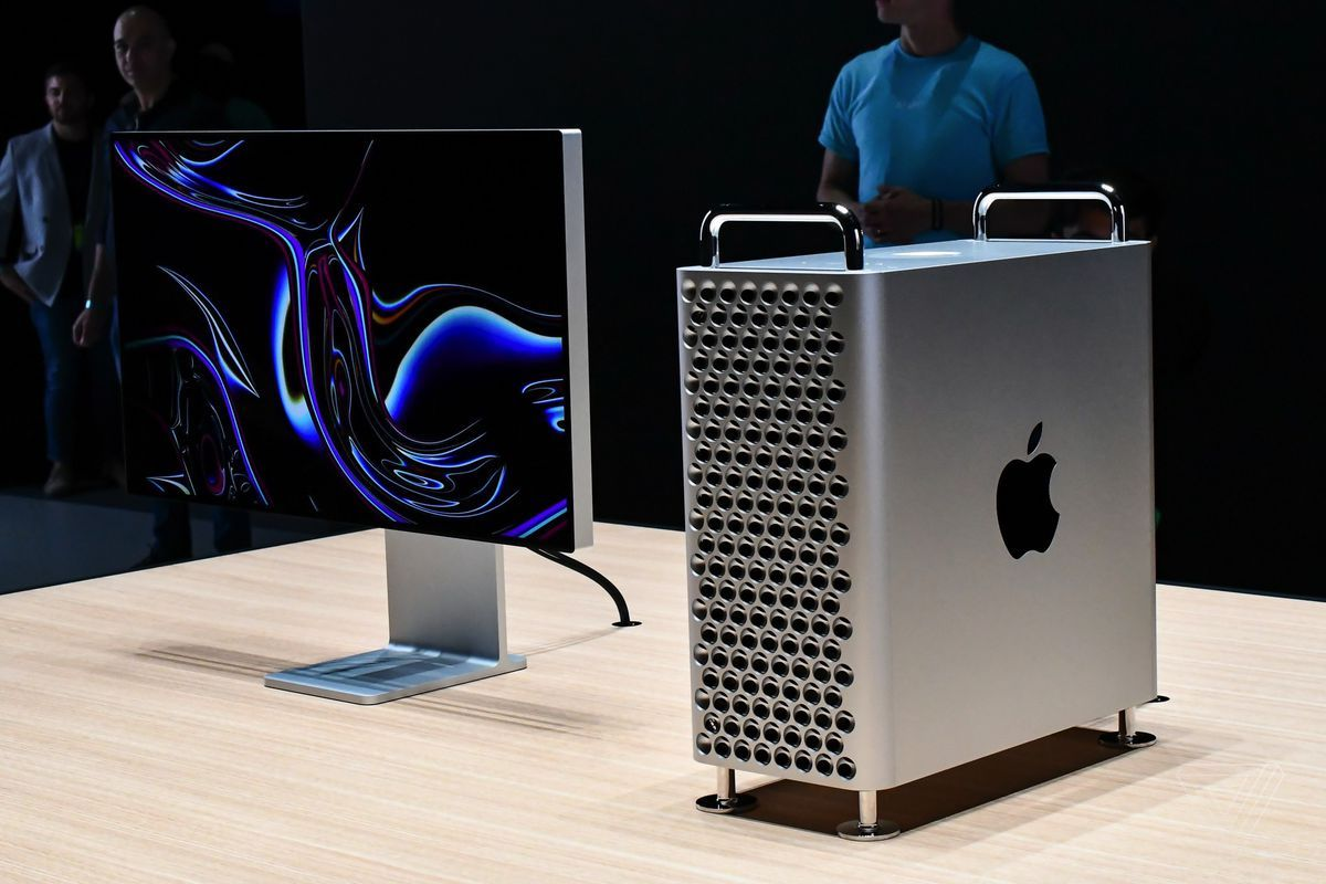 The new Mac Pro has landed, and it's a beast