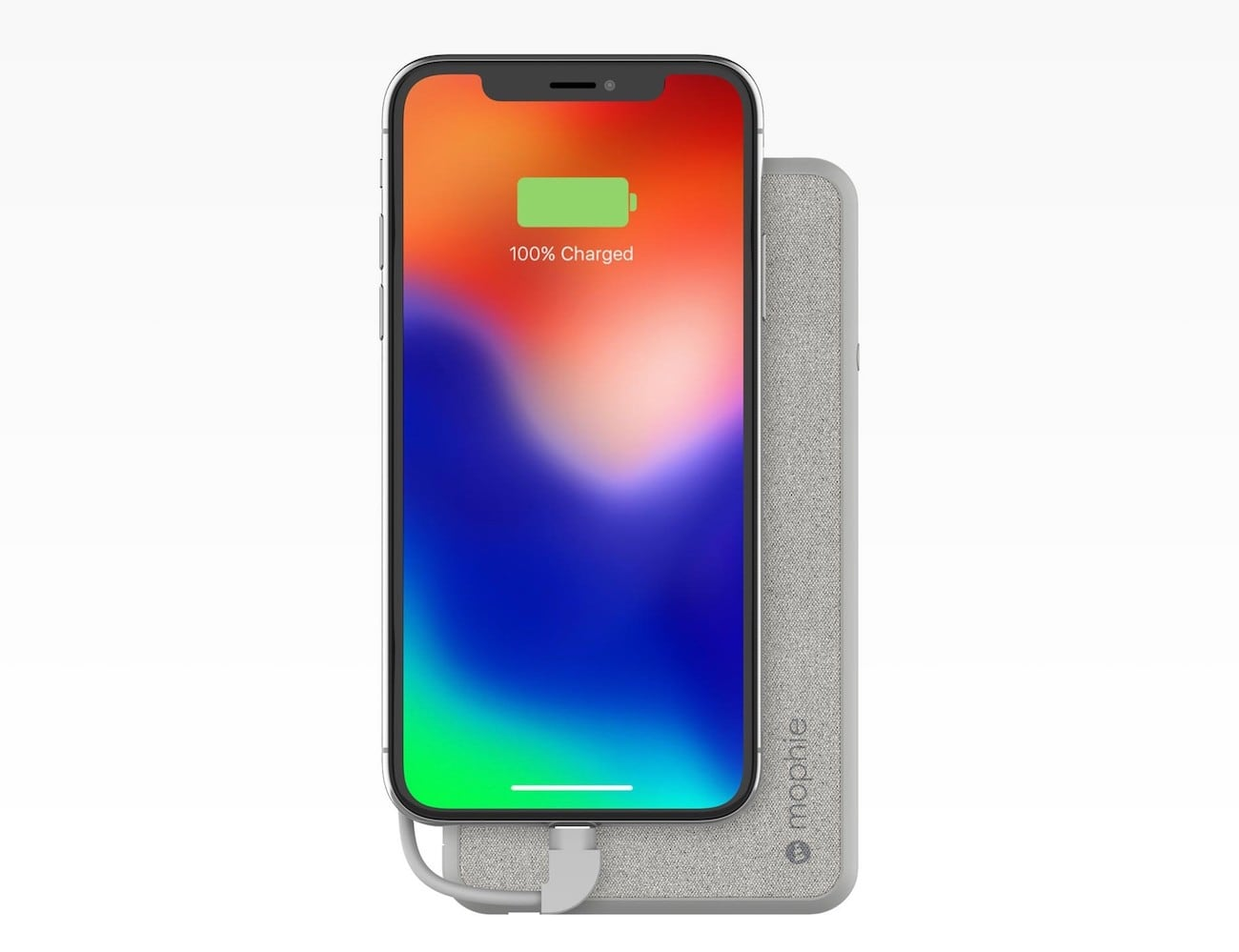 online retailer 02939 c0e87 mophie powerstation plus XL with Lightning connector Apple Power Bank  provides 10,000 mAh of battery power