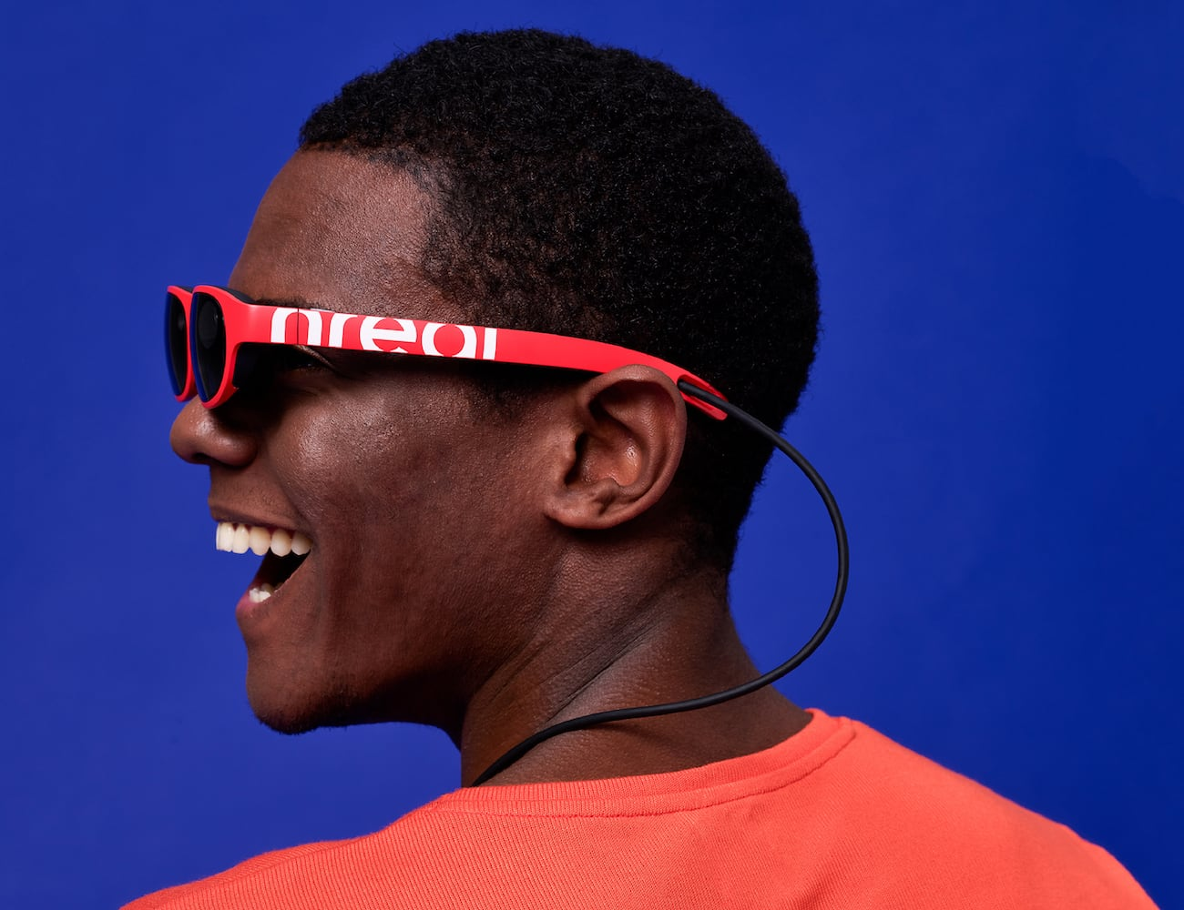 Nreal Light U+ Real Glass mixed reality glasses are lightweight ready-to-wear spectacles