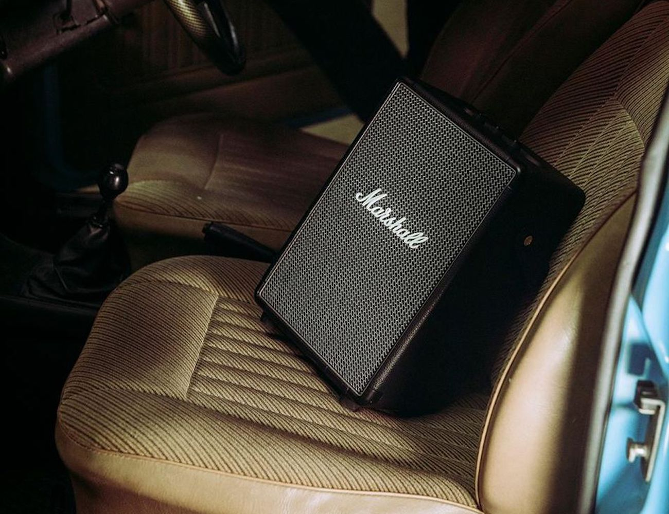 Best portable Bluetooth speakers of %curren_year% - Marshall Tufton