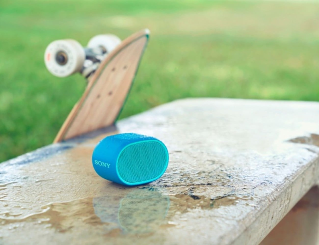 Best portable Bluetooth speakers of %curren_year% - Sony SRS XB01