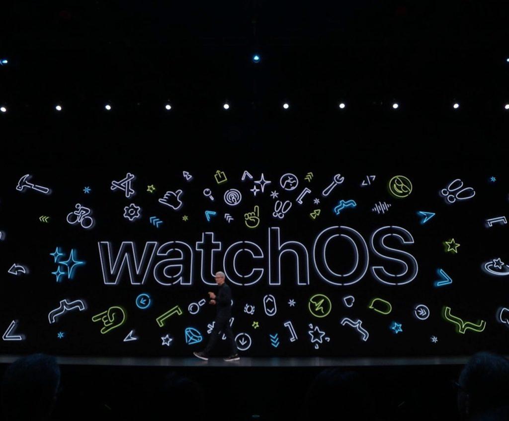 Apple watchOS 2019